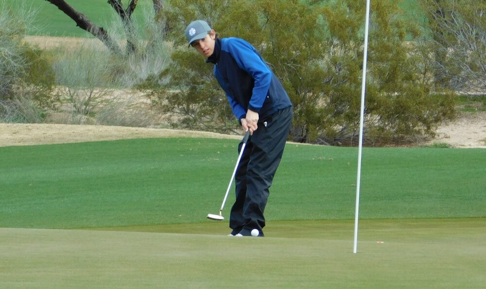 Salisbury ties for seventh place as Aztecs men's golf ...